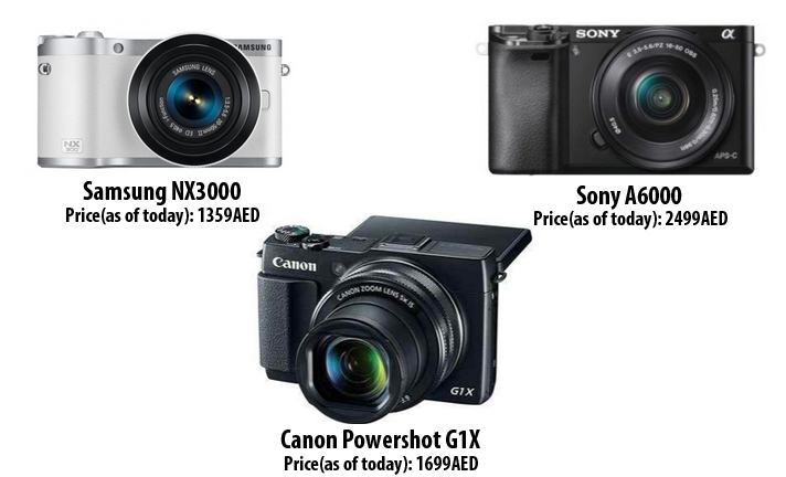 buy camera in dubai
