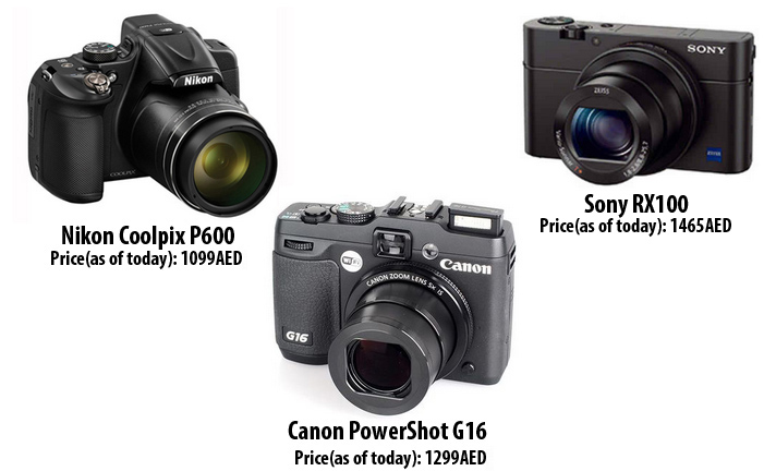 dubai camera buying guide